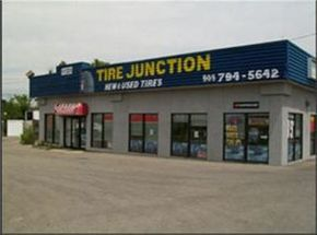 Tire Junction building